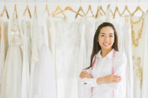 طراح لباس عروس