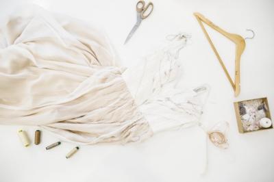 مراحل کار طراح لباس