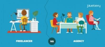 مقایسه فریلنسر و استخدامی